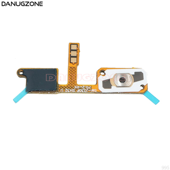 Home Button Return Keypad Menu Flex Cable For Samsung Galaxy J3 2017 J330 J330F SM-J330F for samsung galaxy j3 2017 j330 lcd display touch screen digitizer replacement for samsung j330f sm j330f phone parts freetools