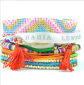 2016 brazilian bracelet ipanema handmade multi strand wristband Bohemian manchette bracelets bijoux boho Bracelet woman