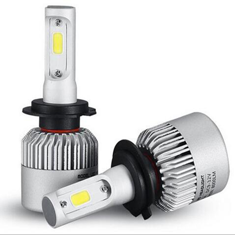 Castaleca Super light Led H7 H4 9005 HB3 9006 H3 H11 H13 9004 9007 Auto Headlight 6500K 8000LM Hi-Lo/Single Beam Car Led Bulb led h4 h7 h11 h1 h10 hb3 h13 h3 9004 9005 9006 9007 cob led car headlight bulb 80w 8000lm 6000k auto headlamp 200m light range