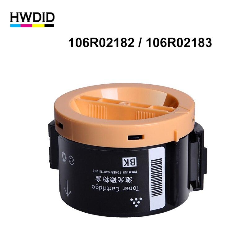 HWDID 3010 3040 Cartouche De Toner Compatible avec puce pour XEROX Phaser 3010 3040 WorkCenter 3045 imprimantes 106R02182 ou 106R02183