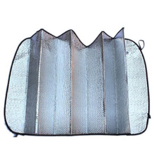1 шт. 140 см* 70 см УФ Защита автомобильное окно лобовое стекло Солнцезащитная шторка крышка Солнцезащитный козырек Передняя Задняя задняя для автомобиля Высокое качество