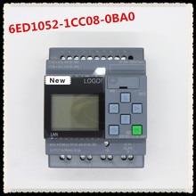 Логотип! Логический модуль 6ED1052-1CC08-0BA0 заменить 6ED1052-1CC01-0BA8 24CE PLC модуль 8DI(4AI)/4DO 6ED10521CC010BA8