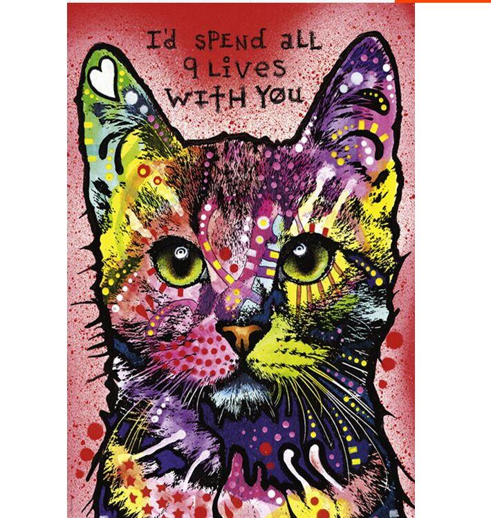 Cat with nine lives The wooden puzzle 1000 pieces ersion paper  jigsaw puzzle white card adult children's educational toys virgo the wooden puzzle 1000 pieces ersion jigsaw puzzle white card adult heart disease mental relax 12 constellation toys