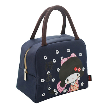 New Cartoon Lunch Bag For Kids Oxford Cloth Portable Insulated Tote School Food Storage Container Box Tote Cooler Picnic Bag food container picnic outdoor handbag cooler bento pouch camping insulated oxford cloth tote portable lunch bag carrying school
