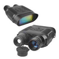 7x31 Night Vision Binocular Digital Infrared Monocular Hunting Trail Scope Telescope 1280x720p HD Camera Video Recorder 400m