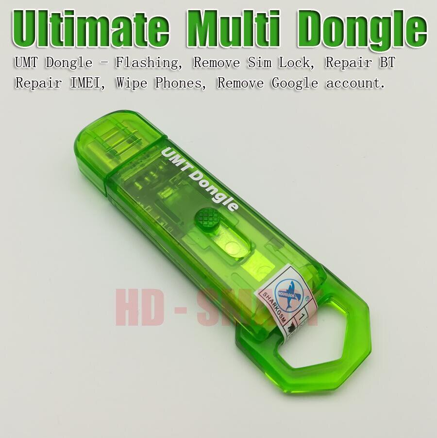 Nouveau UMT Dongle UMT Clé pour Samsung Huawei LG ZTE Alcatel Logiciel De Réparation et Déverrouillage - 5