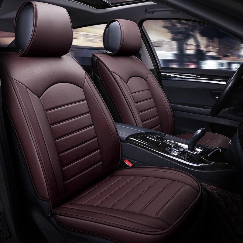 Car Seat Cover Cars Seats Covers for Audi A3 8l 8p Sedan Sportback A4 B5 B6 B7 B8 A5 B8  ...