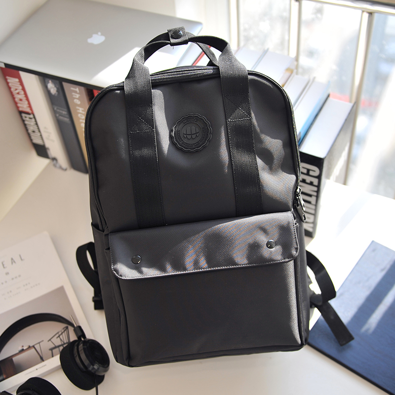2017 New Waterproof font b Oxford b font Laptop Backpack Men Male Backpacks For Youth Feminine