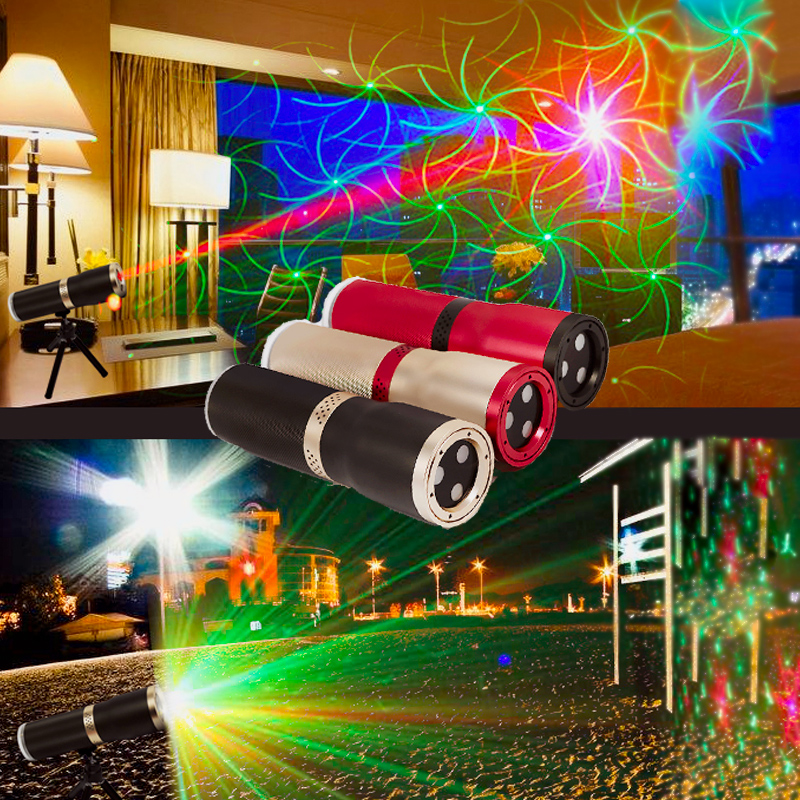 OXLasers 5V Rechargeable Sound Active Laser Stage Lighting Projector with Bluetooth Speaker MINI Christmas DJ Disco LaserOXLasers 5V Rechargeable Sound Active Laser Stage Lighting Projector with Bluetooth Speaker MINI Christmas DJ Disco Laser