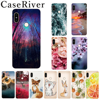 Xiaomi Redmi Note 5 Case Cover Redmi Note 5 Soft Silicone Phone Back Cover Xiaomi Redmi Note 5 PRO Global Case Bag Case image