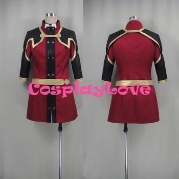 Custom Made Japanese Anime Sword Art Online The Movie: Ordinal Scale Lisbeth Cosplay Costume