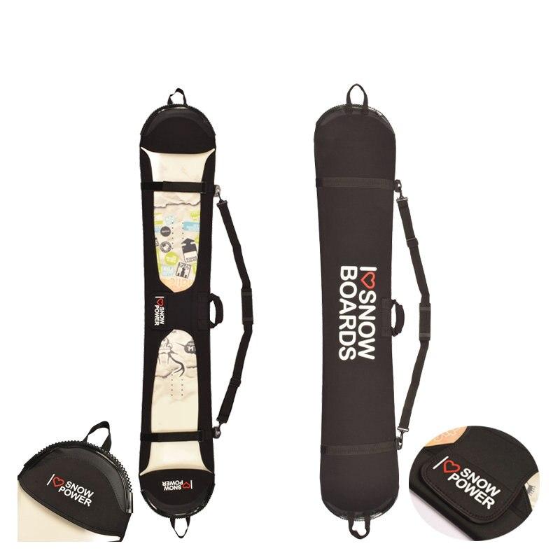 2019 New Ski Bags 120cm 135cm 145cm 155cm Snowboard Bag Adults Ski Backpack Single Shoulder Bag