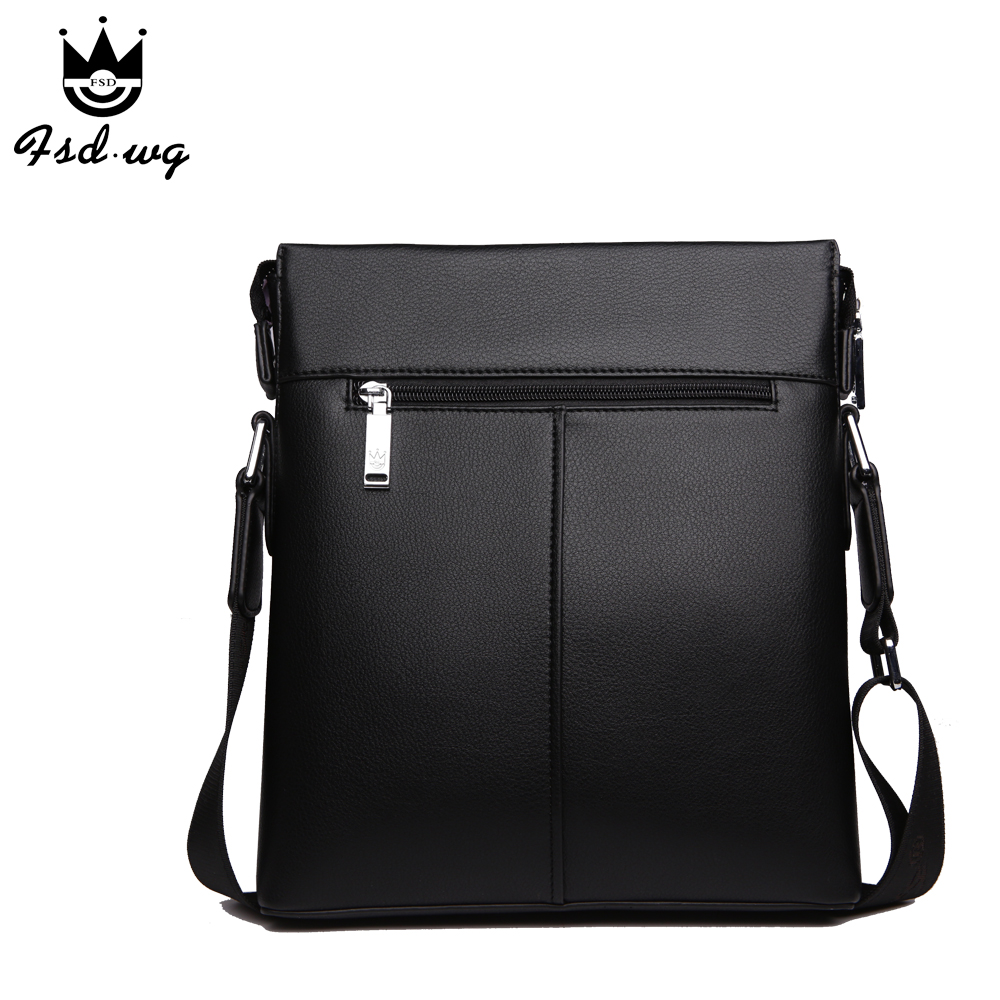 aef522eb63f8 New shoulder bags men s crossbody bag minimalism leather bolsas famous  brand designer mens business bag men bolsos briefcase