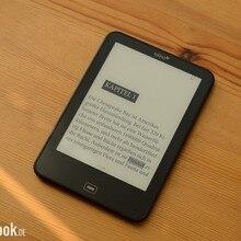 Tab2 откидная страница Tolino Vision 2 черный электронная книга ридер 6 дюймов e ink подсветка 1024x758 сенсорный экран wifi читалка