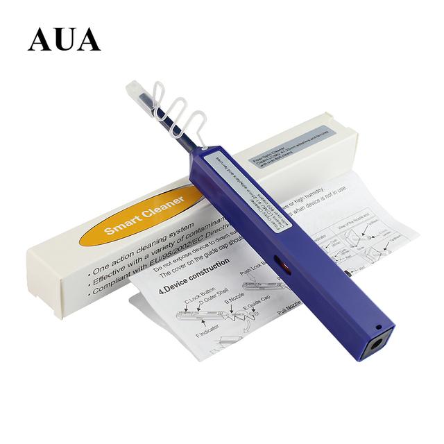 Envío Libre de Fibra Óptica Cleaner Limpia LC/MU 1.25mm adaptadores y punteras con más de 800 limpia