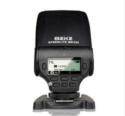 Mini pendrive lampy błyskowej Speedlite MK-320C dla Canon EOS 5D Mark II III 6D 7D II 60D 70D 600D 700D T3i T2 Hot buty aparatu DSLR