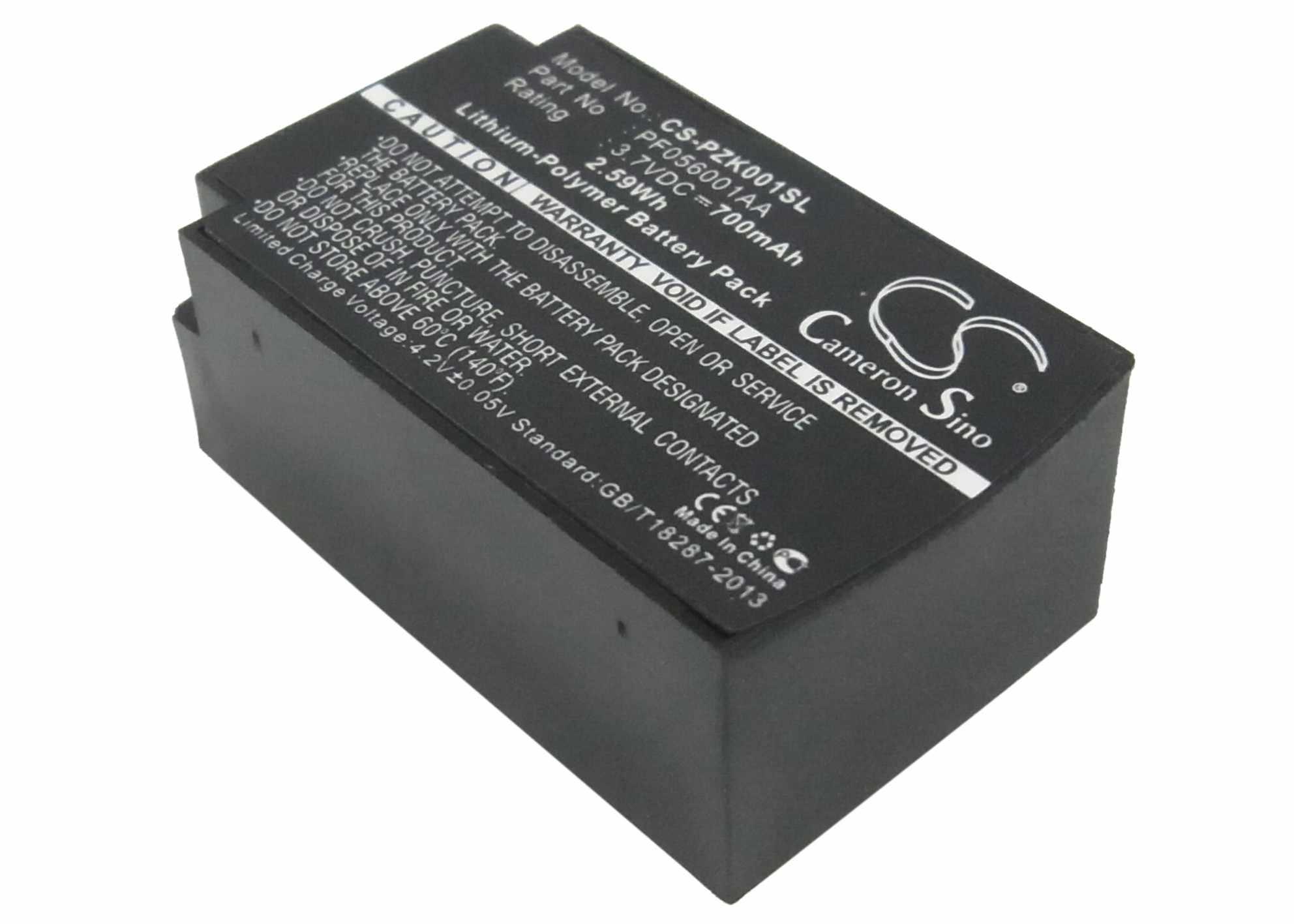Cameron Sino 700mAh Batteria PF056001AA per Parrot ZIK
