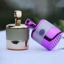 Portable Women Facial Makeup Vibrating Puff Electric Smart Foundation Face Powder Vibrator Puff Sponge Makeup Tool Beauty New