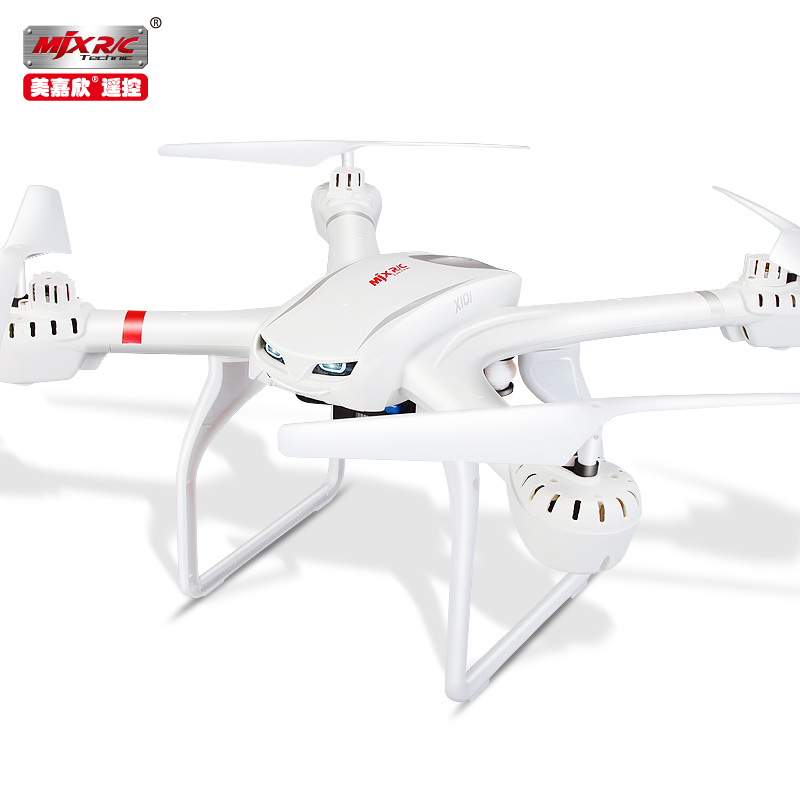 MJX X101 Quadcopter 2.4G 6 axis with gimbal Drone with C4005 FPV Wifi Camera HD VS SYMA X8C