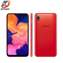 "New Original Samsung Galaxy A10 A105F-DS Mobile Phone 6.2"" 2GB RAM 32GB ROM Octa Core Android 9.0 13.0MP Camera Dual SIM Phone(China)"