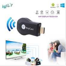 HFLY 1080P HD anycast M2  plus TV Stick HDMI  wifi tv Miracast DLNA Airplay mirascreen with android ios pa mac chromecast crome