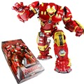 """Avengers Age of Ultron Hulkbuster 10"""" Assemble Figure Collectible Model Toy DC008055"""