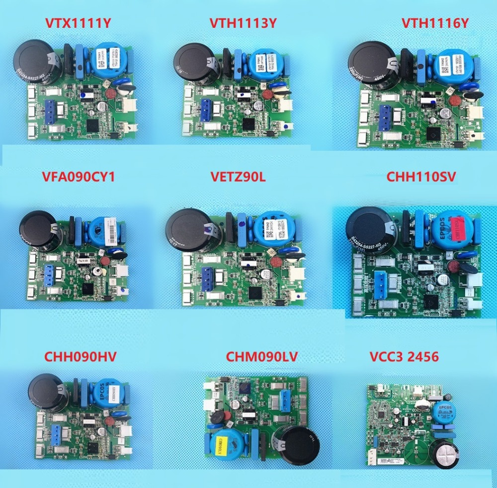 VTX1111Y/VTH1113Y/TVH1116Y/VFA090CY1/VETZ90L/CHH110SV/CHH090HV/CHM090LV Good Working Tested