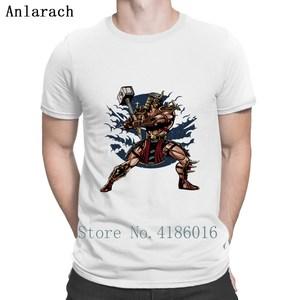 Viking God War Hammer T Shirt