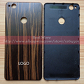 Wood With LOGO Original Battery Back Cover For ZTE nubia Z11 Mini NX529J Housing Door Case Replacement Parts