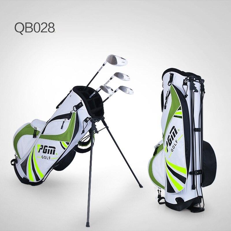 Pgm Golf Standard Stand portable sport trépied Rack sac trucs sacs de Golf épaule sac à dos balle de Golf panier paquet D0066
