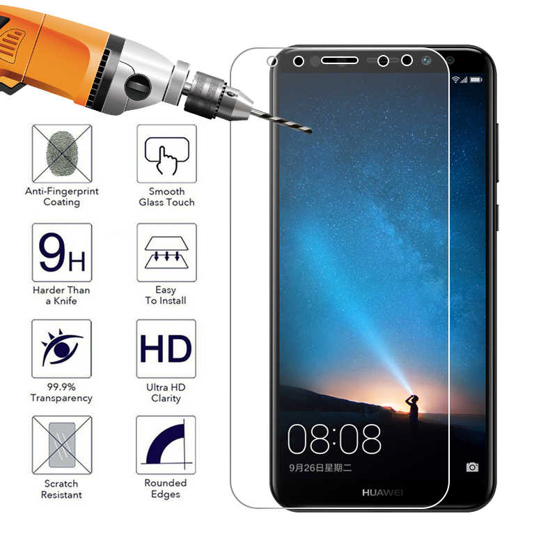 Full Screen Tempered Glass For Huawei Mate 20X 10 Lite Protector Toughened Protective Glass Film For Huawei Mate 20 Lite 10 Pro