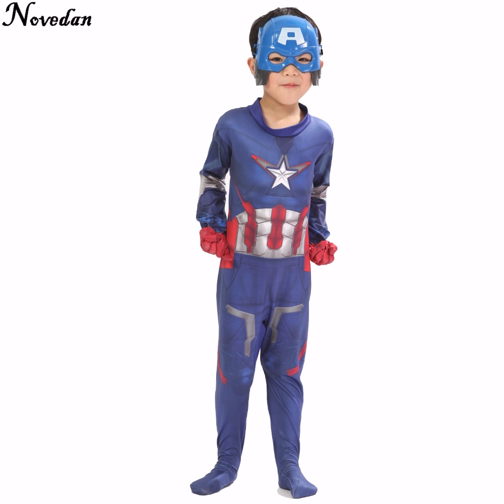 avengers infinity war captain america costume superhero role play