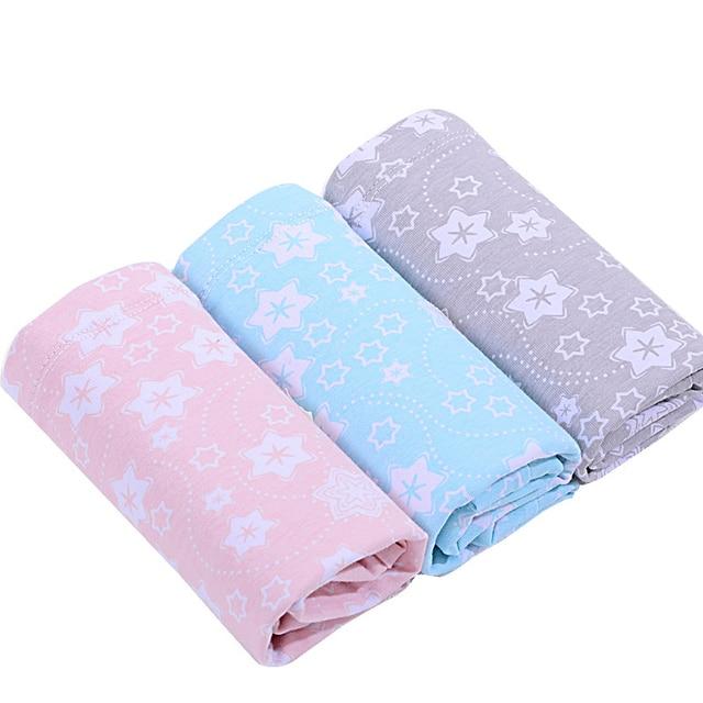 3PCS/Lot Plus size Cotton Maternity Panties for Pregnant Women underwear High Waist Briefs Pregnancy Intimates Clothing XXL