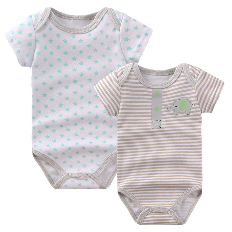 Baby Rompers Costume New 2017 Summer Baby Boy Girl Pure Cotton Bebes Newborn Boys Jumpsuit Clothes Trottie Clothing R-15 newborn baby rompers baby clothing 100% cotton infant jumpsuit ropa bebe long sleeve girl boys rompers costumes baby romper