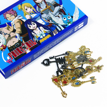 Fairy Tail Lucy Key Key chain