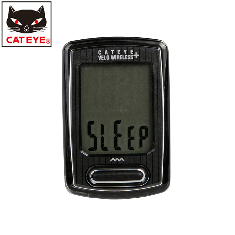 цена на CATEYE CC-VT235W Velo Wireless+ Bicycle Bike Computer MTB Multifunction Backlight Speedometer Cycling Equipment Accessories