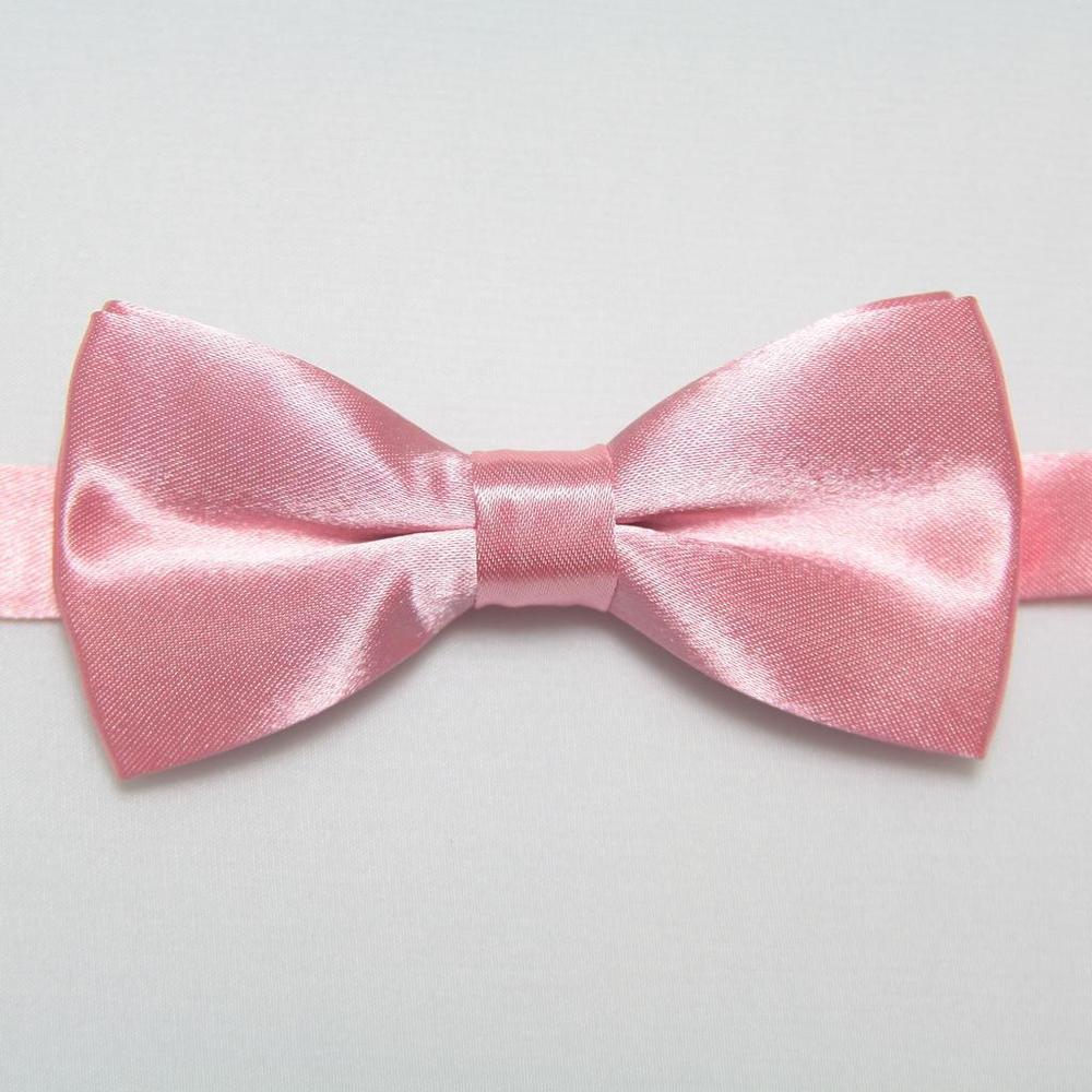 kids' bow tie knots cravat neck ties bowties solid color baby ascot butterflies neckwear