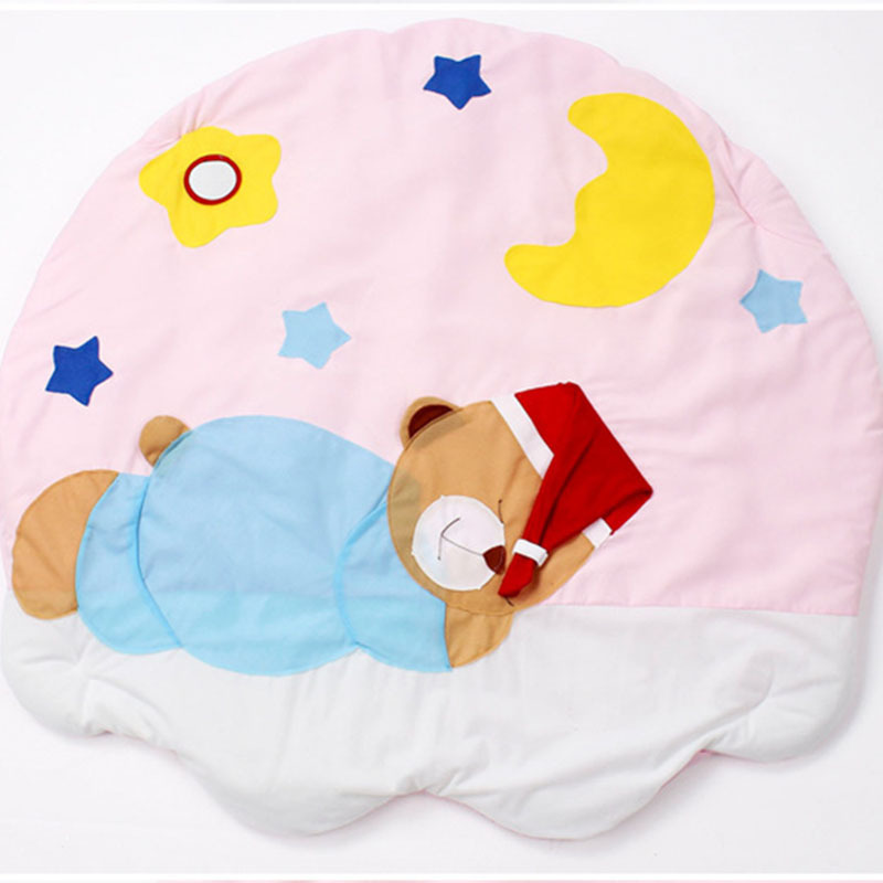 Baby Toy Play Mat Activity Tapete Infantil Sleeping Bear Educational 0-1 Year