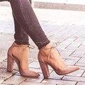 Precio de fábrica de Las Mujeres Atractivas Sandalias de Verano Lace Up Gladiador Tacones Altos 9 CM Mujeres Bombas zapatos de Boda Zapatos de Vestir Mujer de San Valentín zapatos
