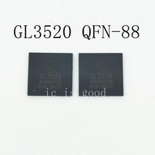 Free Shipping 5PCS GL3520 3520 QFN88 High speed USB3.0-HUB master IC chip New original