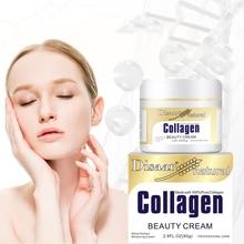 Collagen Power Lifting Cream 80g, Moisturizing Anti-aging Anti Wrinkle Facial Cream