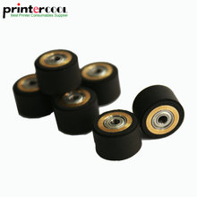 6pcs 	4X10X16mm Pinch Roller Cutting Plotter Rubber Pinch Roller for mimaki Graphtic Cutting Plotter Rubber Roller Pinch Roller roller