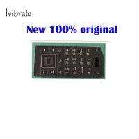 New Keypad For Lenovo A518 Cellphone Original Key Button For Lenovo A 518 Mobile Phone Free