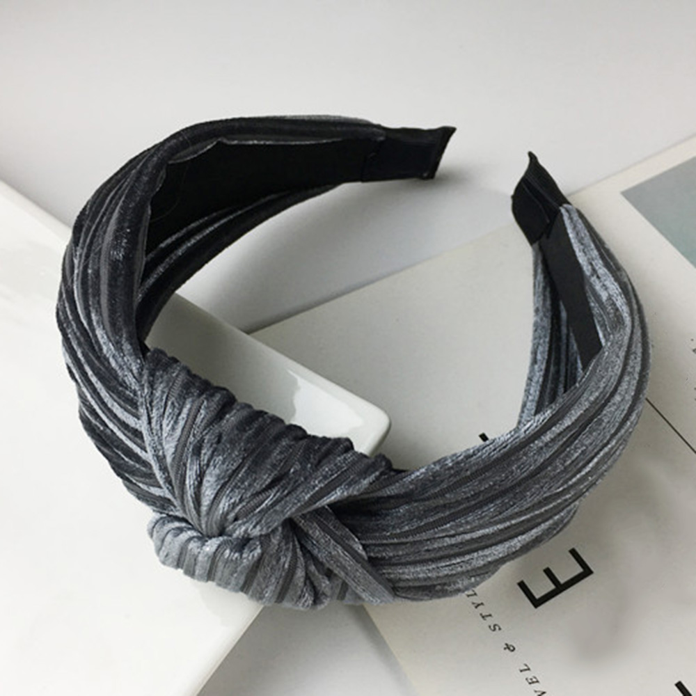 Original 20pcs Black Color Girl Lady Pleuche Hair Hoop Hair Band Velvet Covered Basic Headbands Headwear Hair Accessories Fj3132 Online Shop Apparel Accessories Girl's Hair Accessories