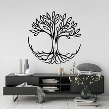 Tree Of Life Wall Decal Symbol W Art Mural Sticker Decor  For Kids Room Nursery L921