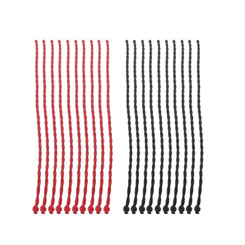 10 pcs Kabbalah Corda Vermelha Pulseiras Étnicas Acessórios Jóias Pulseiras de Corda Corda Corda Vermelha