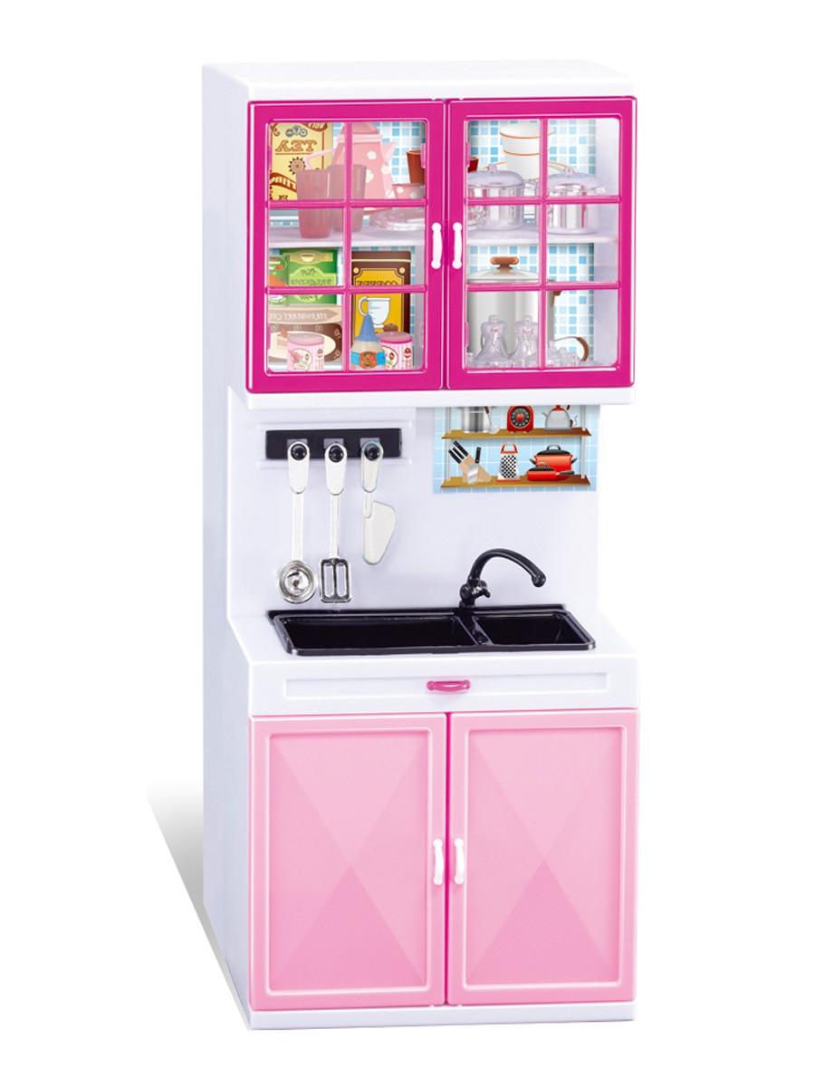 Mini Küche Set Kinder Pretend Spielen Kochen Werkzeuge Set Kunststoff Kochgeschirr Topf Pan Zubehör Küche Spielzeug Baby Puzzle Puppe