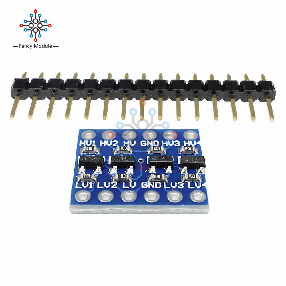2 x IC I2C Logic Level Converter Bi-Directional Board Module 5V 3.3V DC Module