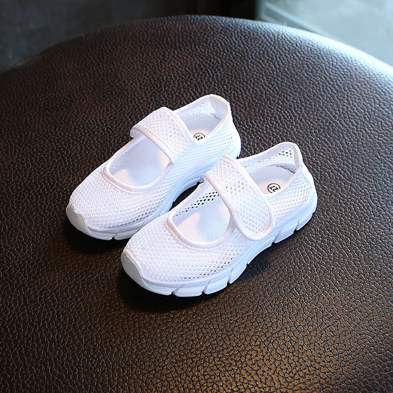 Summer Baby Kids Children Casual Shoes for Boys Girl Fashion Hollow Sandals Beach shoes Anti-Slippery Easy to wear Free shipping цена