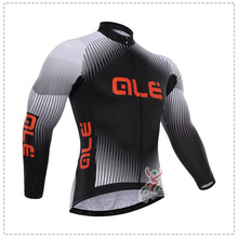 Hot Sale! Men Cycling Jerseys Pro Team 2016 Breathable Quick Dry Bike Clothing Long Sleeve Bicycle Sports Jacket